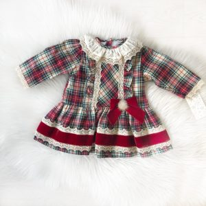 Baby Girls Christmas Dress