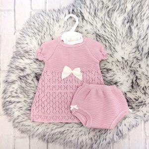 Pink Baby Dress