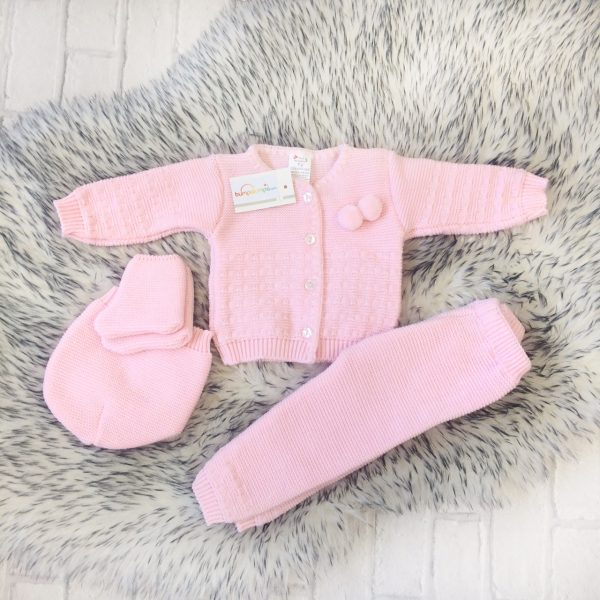 Baby Girls Four Piece Outfit