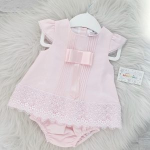 Pink Baby Girls Dress