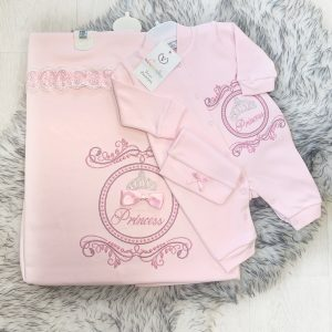 Baby Girls Princess Gift Set