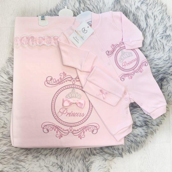 Baby Girls Princess Gift Set