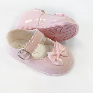Baby Girls Pink Shoes
