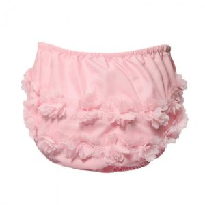 Pink Frilled Knickers