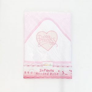 Baby Girls Hooded Towel