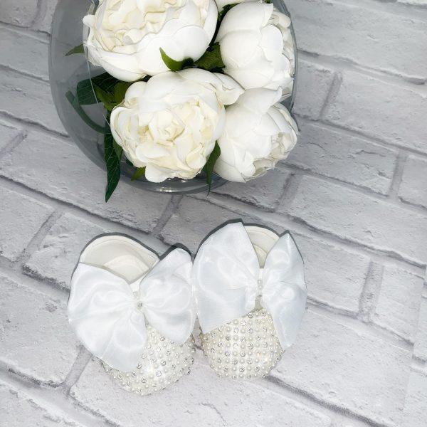 Soft Sole Diamond Shoes