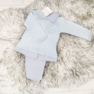 Baby Boys Prince Top & Trousers