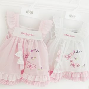 Baby Girls Butterly Summer Dress