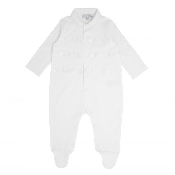 Bluesbaby White Babygrow