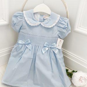 Traditional Light Blue Dress